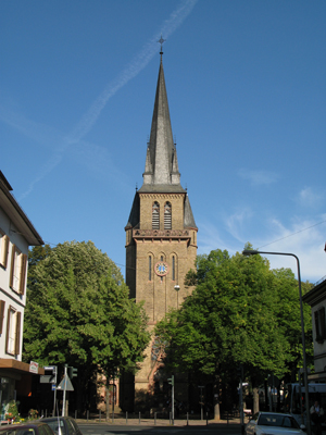 Kirche St Marien